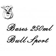 base 250ml - bull sport