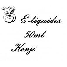 e - liquide Grape apple 50ml - Kenji